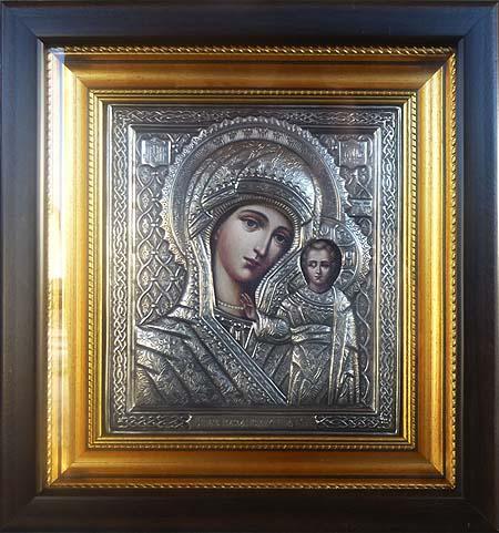 """Икона """"Казанская Божья Мать"""""""
