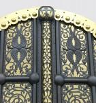 Центральная дверь для Храма во имя Преподобного Серафима Саровского