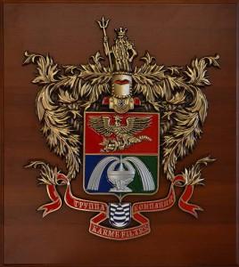 Корпоративный герб